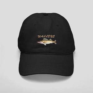 Golden Walleye Baseball Hat