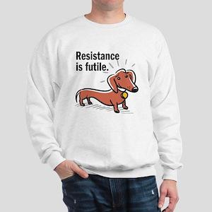 "Dachshund ""Resistance"" Sweatshirt"