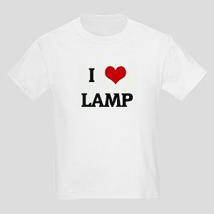 I Love LAMP Kids T-Shirt