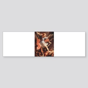 Angel Archangel Michael Bumper Sticker