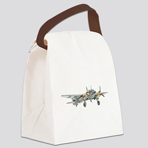 Junkers Bomber Canvas Lunch Bag