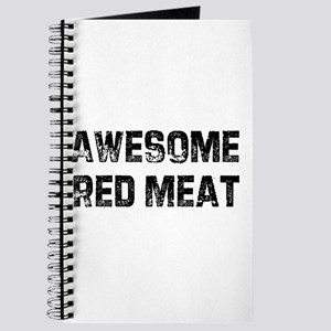 Awesome Red Meat Journal