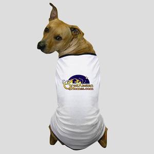 Great Alaskan Homes Dog T-Shirt