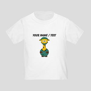 Custom Surgeon Giraffe T-Shirt