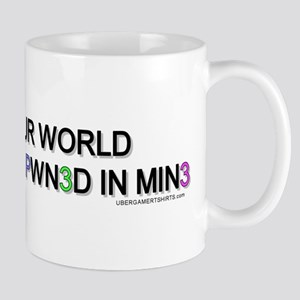 Get Pwned In My World Mug