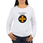 33RD INFANTRY DIVISION Women's Long Sleeve T-Shirt