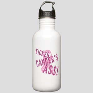 Kicked Cancer's Ass Stainless Water Bottle 1.0L