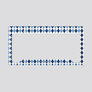 Carolina Blue Argyle, Diamond Shaped Pattern, Nort