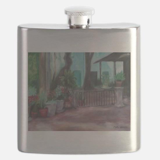 CORDOVA COURTYARD Flask