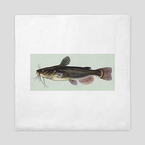 Catfish Queen Duvet