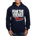 Fear the Wiener Hoodie (dark)
