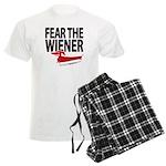 Fear the Wiener Men's Light Pajamas