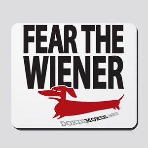 Fear the Wiener Mousepad