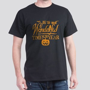 Most Wonderful (orange) Dark T-Shirt