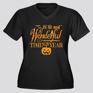 Most Wonderful (orange) Plus Size T-Shirt