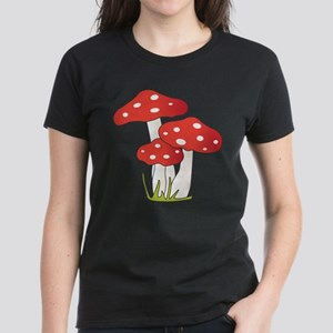 Polka Dot Mushrooms T-Shirt