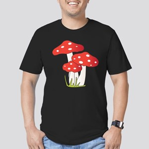 Polka Dot Mushrooms T-Shirt