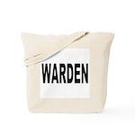 Warden Tote Bag