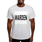 Warden Ash Grey T-Shirt