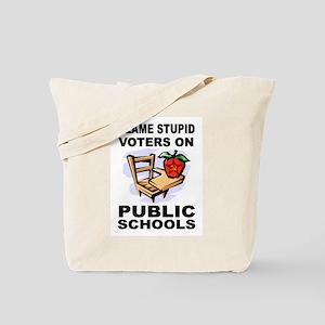 SOCIALIST TEACHERS Tote Bag
