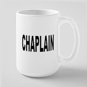 Chaplain Large Mug