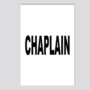 Chaplain Postcards (Package of 8)