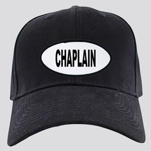 Chaplain Black Cap