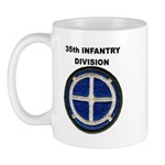 35TH INFANTRY DIVISION Mug