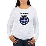 35TH INFANTRY DIVISION Women's Long Sleeve T-Shirt