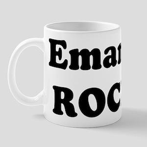 Emanuel Rocks! Mug