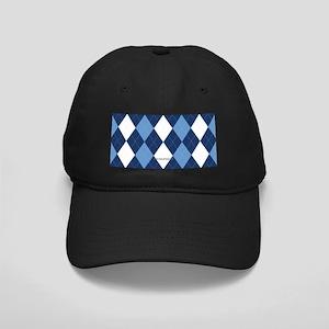 UNC Carolina Blue Basketball Argyle Baseball Hat