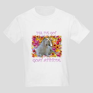 Goat Attitude! Kids T-Shirt