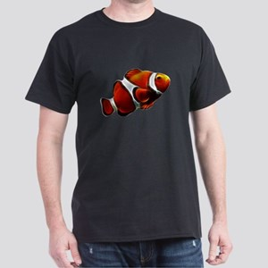 Orange Clownfish Tropical Clown Fish T-Shirt