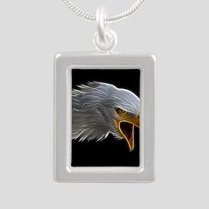 American Bald Eagle Head Necklaces