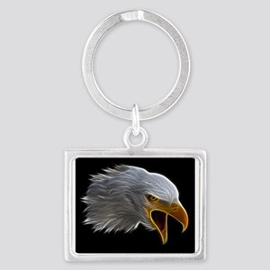 American Bald Eagle Head Keychains