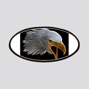 American Bald Eagle Head Patches