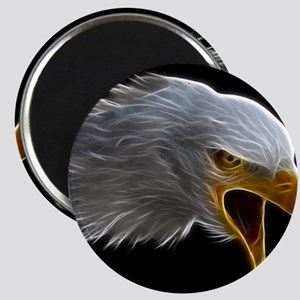 American Bald Eagle Head Magnets