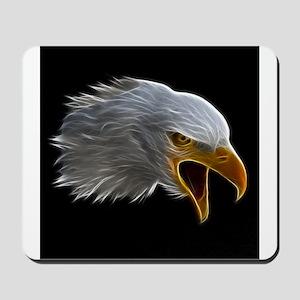 American Bald Eagle Head Mousepad
