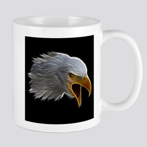 American Bald Eagle Head Mugs