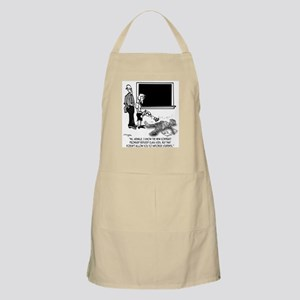 Vaporize Students To Reduce Class Size Apron