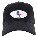 """Texas Hill Country"" Black Cap"
