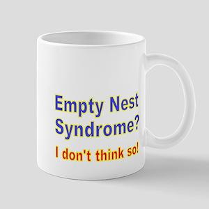 Empty Nest Syndrome I dont think so 2 Mugs
