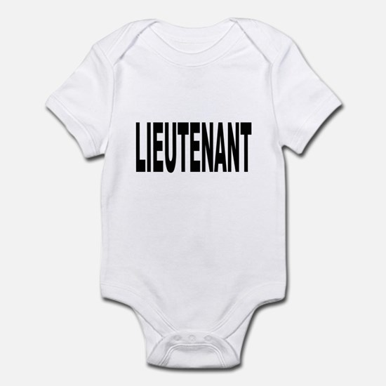 Lieutenant Infant Bodysuit