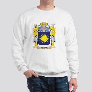 Abram Coat of Arms - Family Crest Sweatshirt
