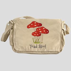 Toad Stool Messenger Bag