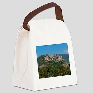SENECA ROCKS Canvas Lunch Bag