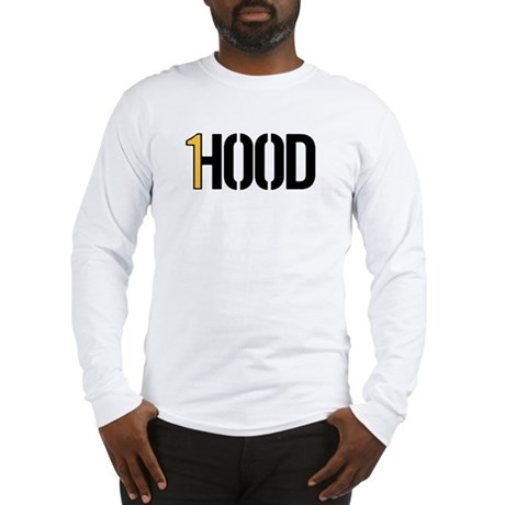 One HOOD Long Sleeve T-Shirt
