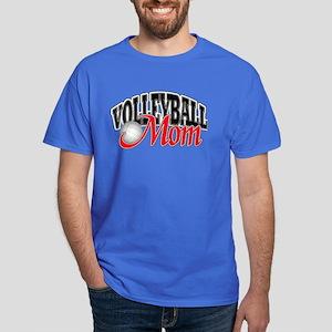 Volleyball Mom Dark T-Shirt