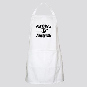 Throw a Tantrum BBQ Apron