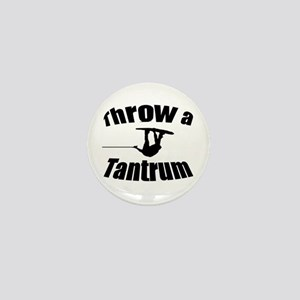 Throw a Tantrum Mini Button